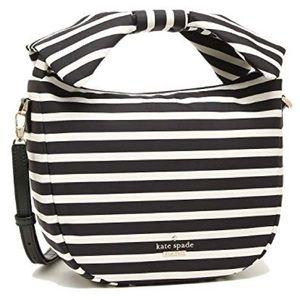 kate spade Bags - 💯 Kate Spade Jenny Striped Handbag 👜